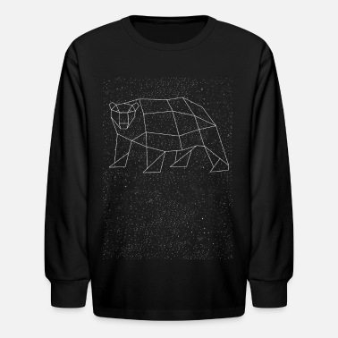 Constellation Bear Constellation - Kids' Long Sleeve T-Shirt