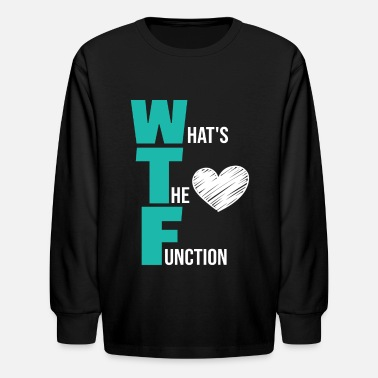 Therapy What's The Function - Kids' Longsleeve Shirt