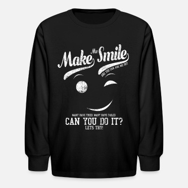 Laughs laugh - Kids' Longsleeve Shirt