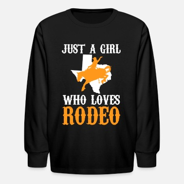 Rodeo Rodeo - Kids' Longsleeve Shirt