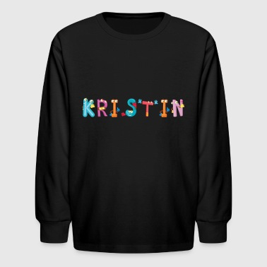 Kristin - Kids' Long Sleeve T-Shirt