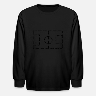 Pitch pitch - Kids' Longsleeve Shirt