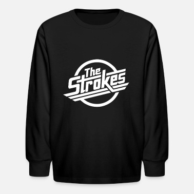 The Strokes The Strokes - Kids' Longsleeve Shirt