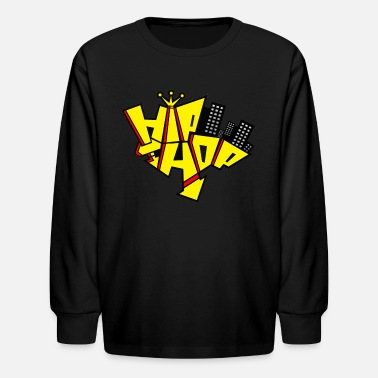 Quote Hip Hop Hip Hop Music Quote - Kids' Longsleeve Shirt