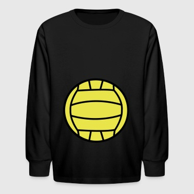 2541614 15552611 volley - Kids' Long Sleeve T-Shirt