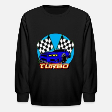 Turbo Kids TURBO KID - Kids' Long Sleeve T-Shirt