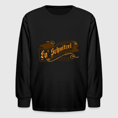 High German GERMAN CLUB BERLIN HIGH SCHOOL - Kids' Long Sleeve T-Shirt
