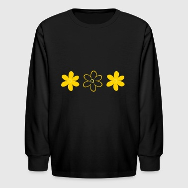 2541614 12616809 Blume - Kids' Long Sleeve T-Shirt