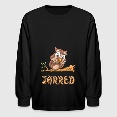 Jars Jarred Owl - Kids' Long Sleeve T-Shirt