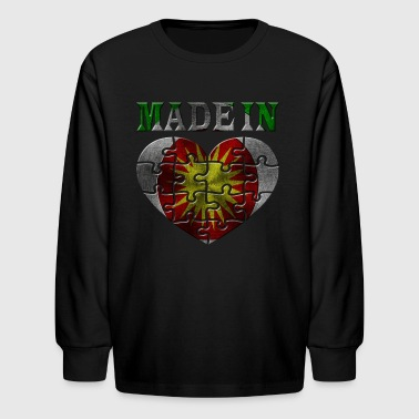 Kurdistan - Kids' Long Sleeve T-Shirt