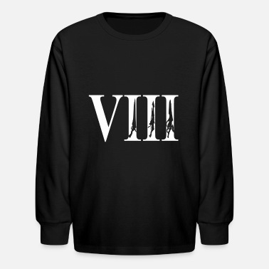 Final Fantasy Viii Final VIII - Kids' Longsleeve Shirt