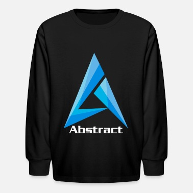 Abstract Abstract - Kids' Longsleeve Shirt