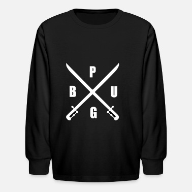 Pubg PUBG - Kids' Long Sleeve T-Shirt