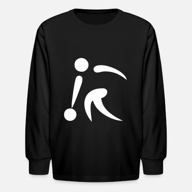 Bowling bowling - Kids' Long Sleeve T-Shirt