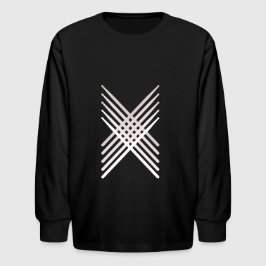 Drummer - Drumsticks - Kids' Long Sleeve T-Shirt