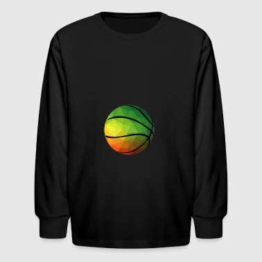 Ball - Kids' Long Sleeve T-Shirt
