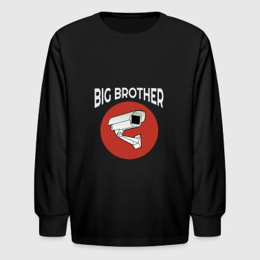 Big Brother - Kids' Long Sleeve T-Shirt
