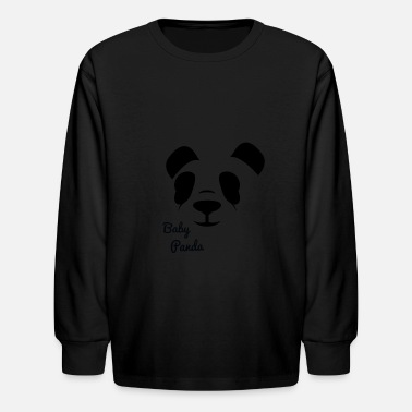 Baby Panda Baby Panda - Kids' Long Sleeve T-Shirt