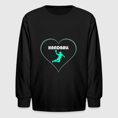Handbal Handball - Kids' Long Sleeve T-Shirt