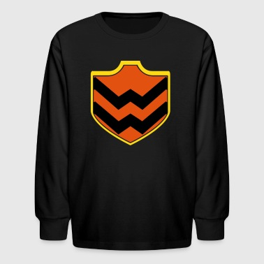 Clash With Your Clan-02 - Kids' Long Sleeve T-Shirt