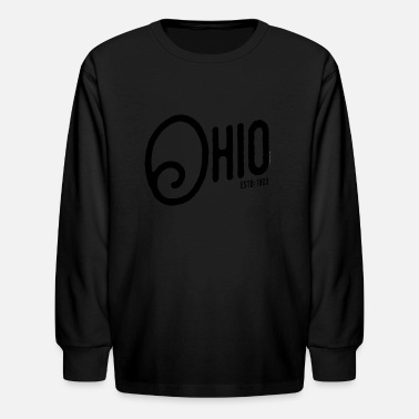 Script Ohio Script - Kids' Long Sleeve T-Shirt
