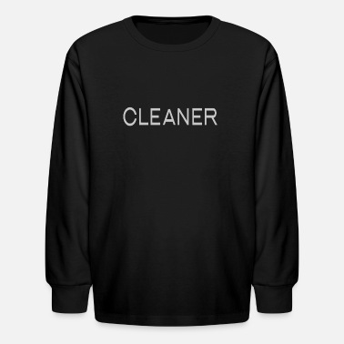 Jaime Cleaner Broad City - Kids' Long Sleeve T-Shirt
