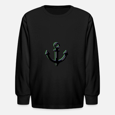 Captain Captain - Kids' Longsleeve Shirt