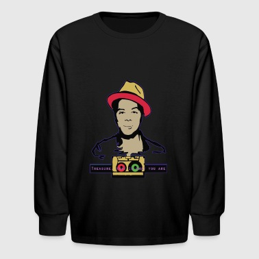 Bruno Mars 1 bruno mars - Kids' Long Sleeve T-Shirt