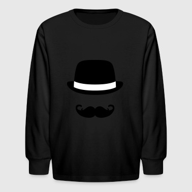 Sir - Kids' Long Sleeve T-Shirt