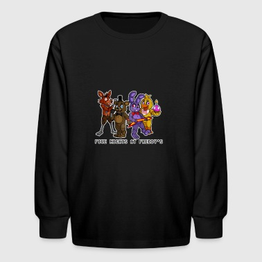 Five Nights - Kids' Long Sleeve T-Shirt