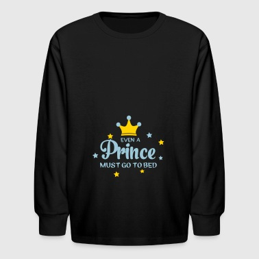 prince - Kids' Long Sleeve T-Shirt
