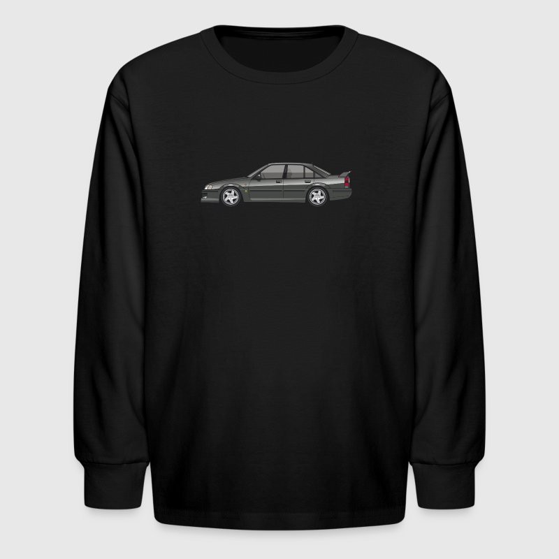 Opel Lotus Omega / Vauxhall Lotus Carlton Type 104 - Kids' Long Sleeve T-Shirt