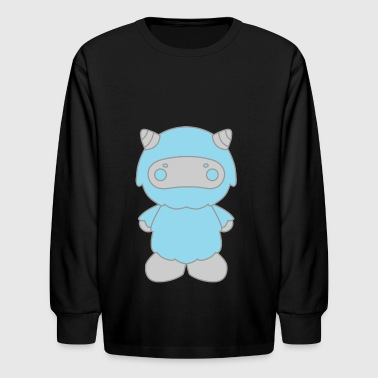 Yeti Yeti - Kids' Long Sleeve T-Shirt