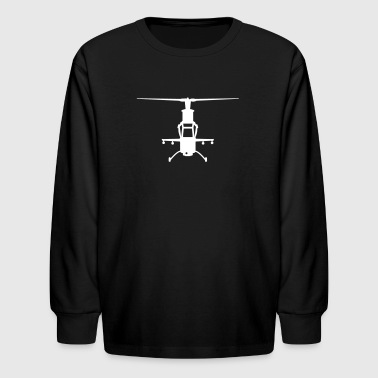 chopper - Kids' Long Sleeve T-Shirt