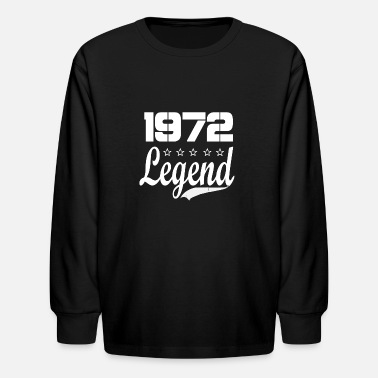 72 Legend - Kids' Longsleeve Shirt