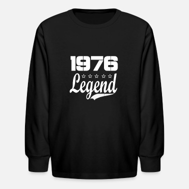 76 Legend - Kids' Longsleeve Shirt