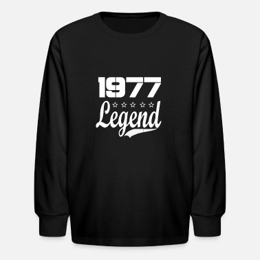 77 Legend - Kids' Longsleeve Shirt