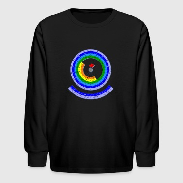 The Periodic Table of the Chemical Elements - Kids' Long Sleeve T-Shirt