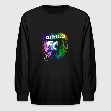 Relentless Elite - Kids' Long Sleeve T-Shirt