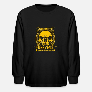 Welcome to Sunnydale - Kids' Longsleeve Shirt