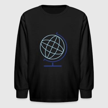 world - Kids' Long Sleeve T-Shirt