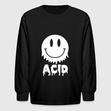 Acid - Kids' Long Sleeve T-Shirt