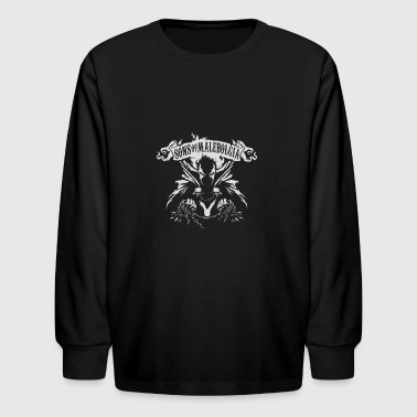 Sons Of Malebolgia - Kids' Long Sleeve T-Shirt