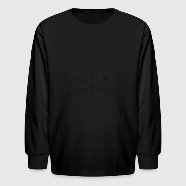 special snowflake - Kids' Long Sleeve T-Shirt