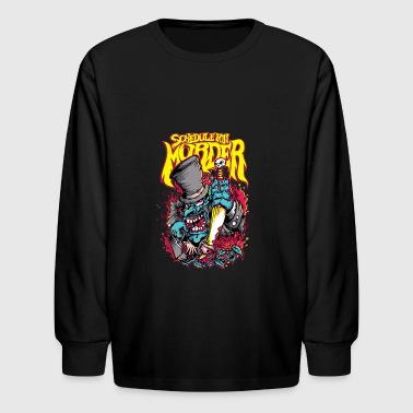 Murder - Kids' Long Sleeve T-Shirt