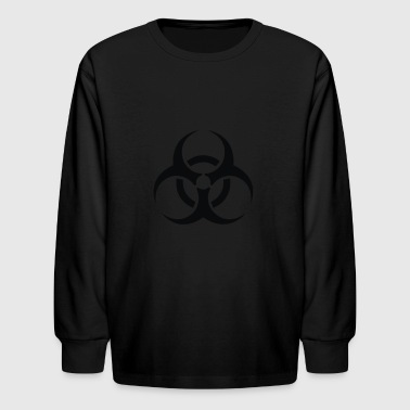 Biohazard - Kids' Long Sleeve T-Shirt
