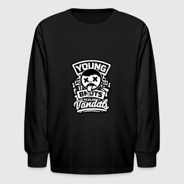 Young - Kids' Long Sleeve T-Shirt