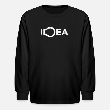 Idea Idea - Kids' Longsleeve Shirt