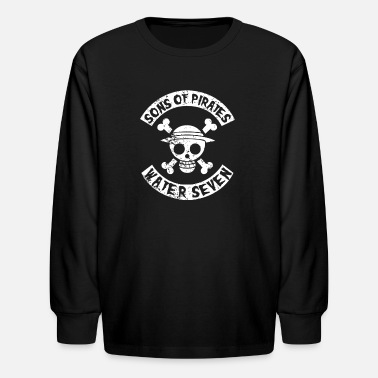 Son Of Pirates - Kids' Longsleeve Shirt