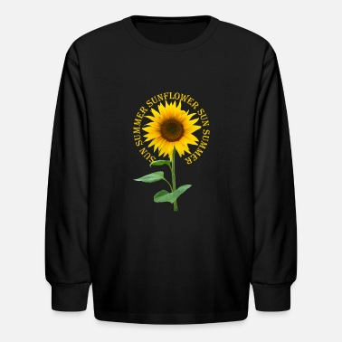 Sunflower Sunflower - Kids' Long Sleeve T-Shirt